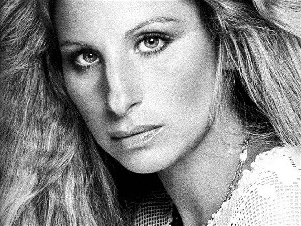 Barbra Streisand - Woman in Love ( Lyrics )