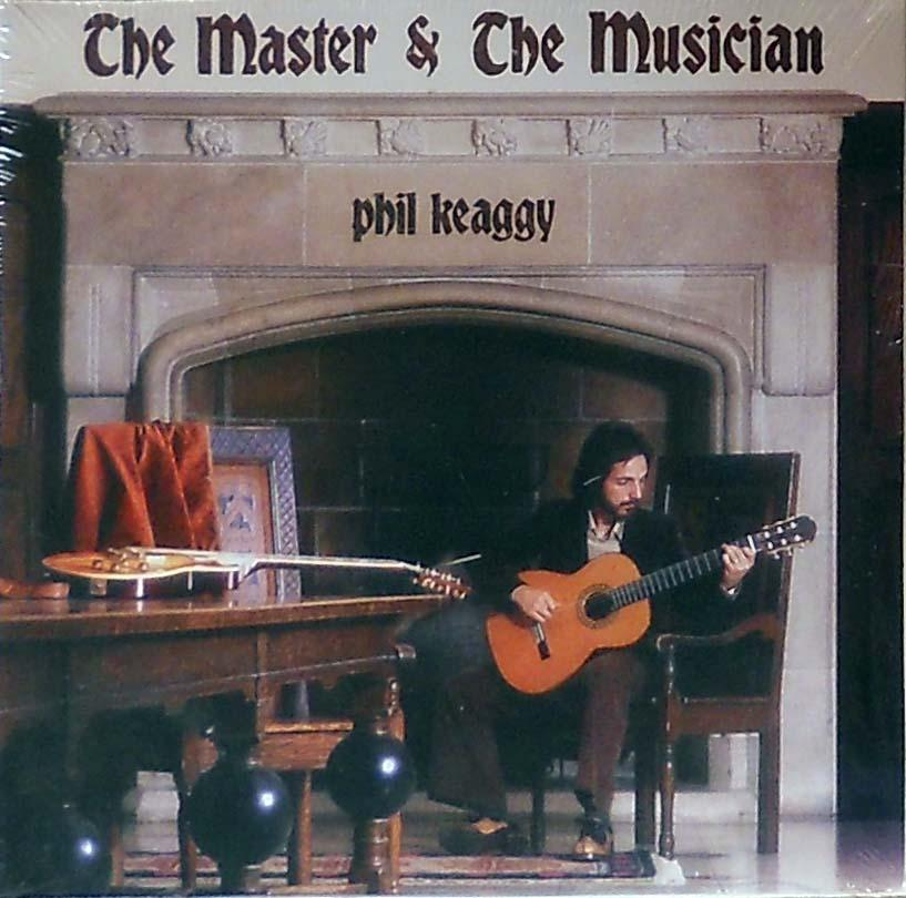 Pilgrim's Flight by Phil Keaggy - Master and the Musician Album