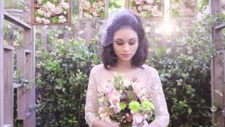"""Young Love"" A Wedding Inspiration Film By Imprint Cinema. Music: Hiding Place by Holley Maher"