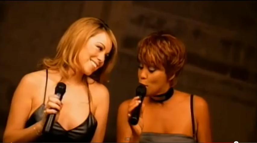 Whitney Houston - When You Believe, ft. Mariah Carey