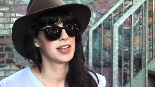 Brooke Fraser Interview - 2011 (part 1)