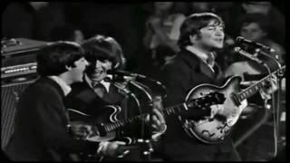 The Beatles HD - Nowhere Man Live in Germany (Remastered)
