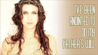The Spirit Of The Lord - Lara Landon - Lyrics