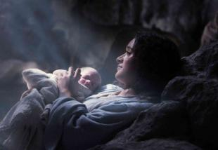 Amy Grant - Breath of Heaven (Mary's Song) - The Nativity Story Movie