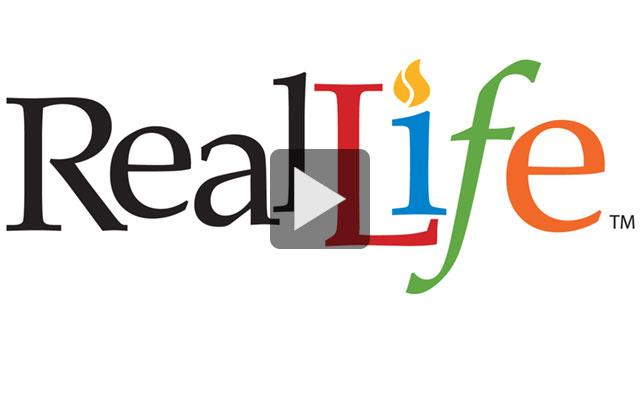 Real Life - Special Guests Lara Landon and Ricky Leonard